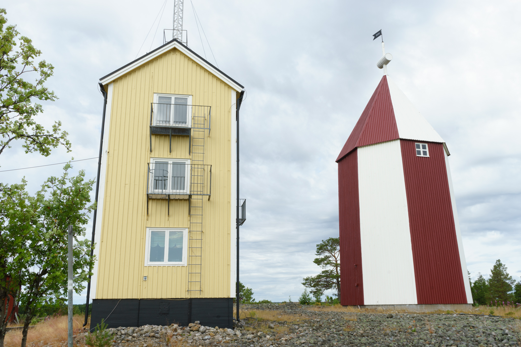 Signalstation auf Ratanskär