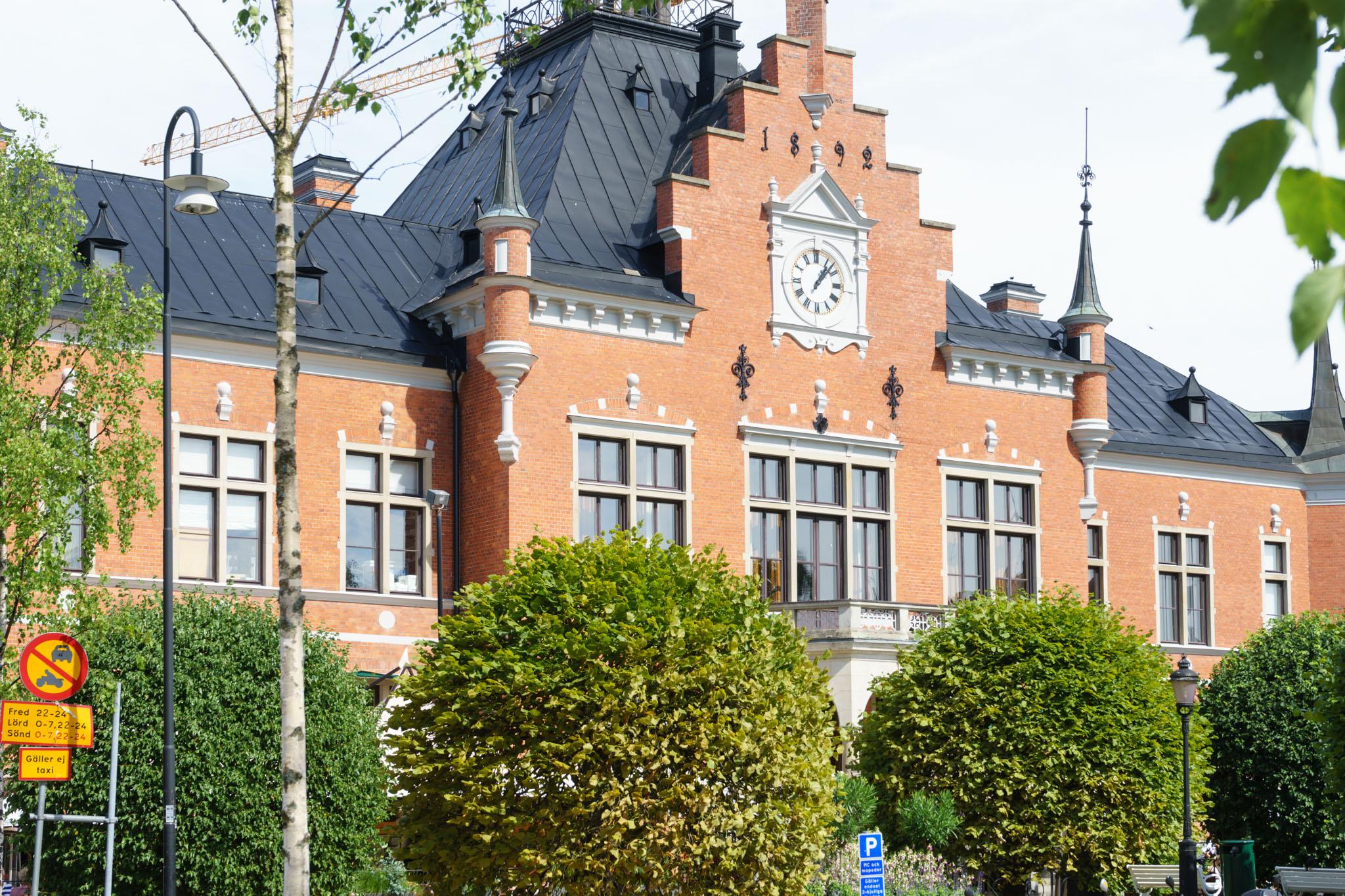Rathaus von Umea