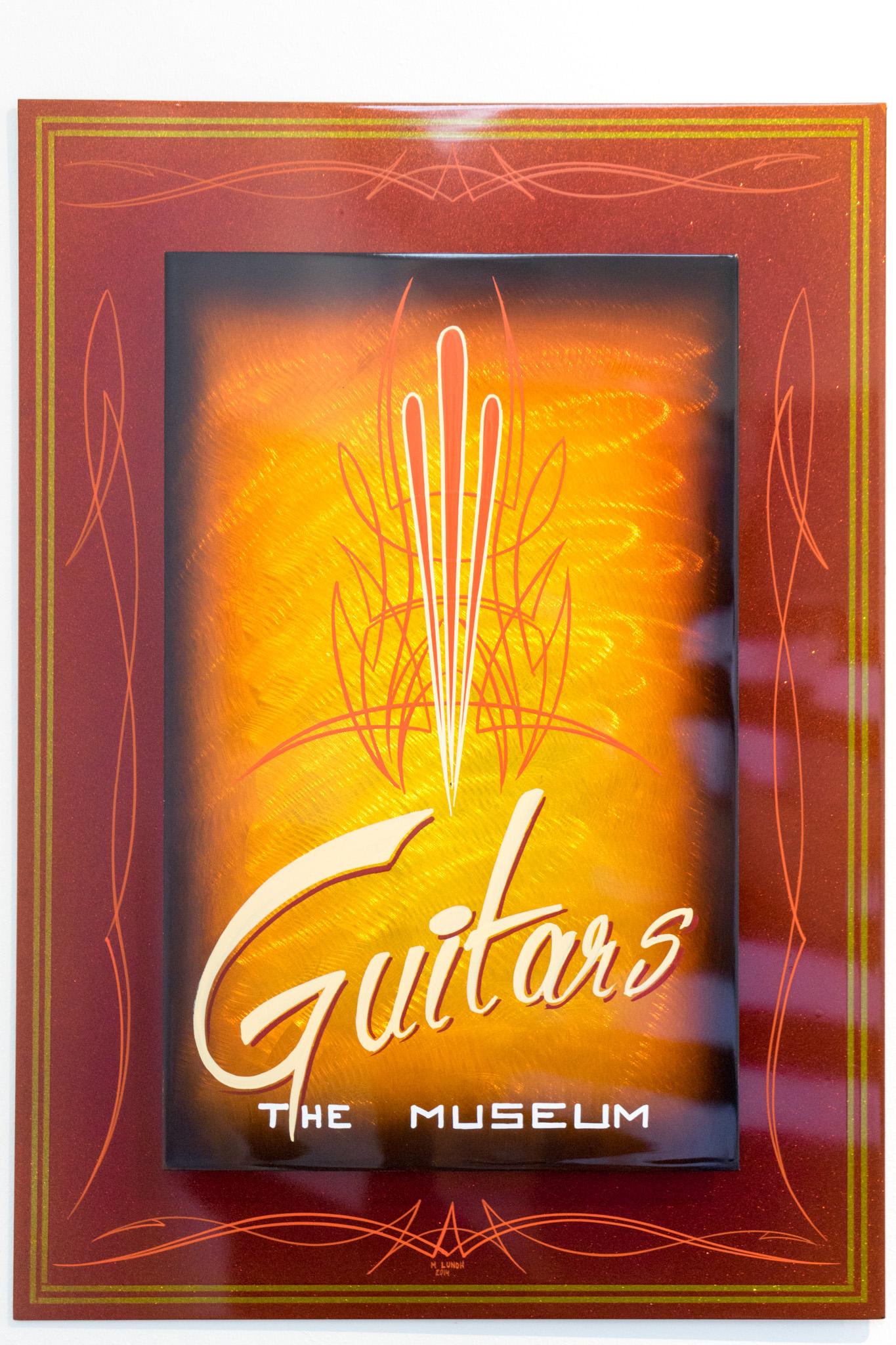 Guitars - The Museum