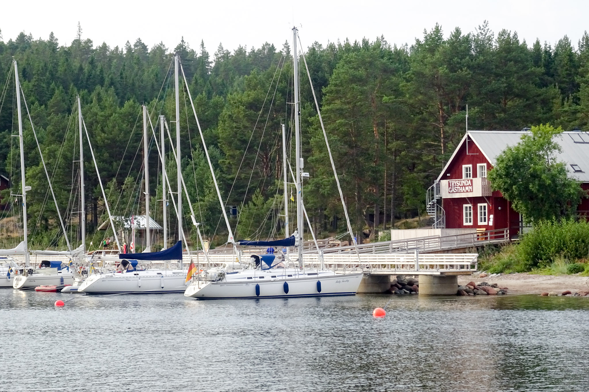 Gasthamn Trysunda