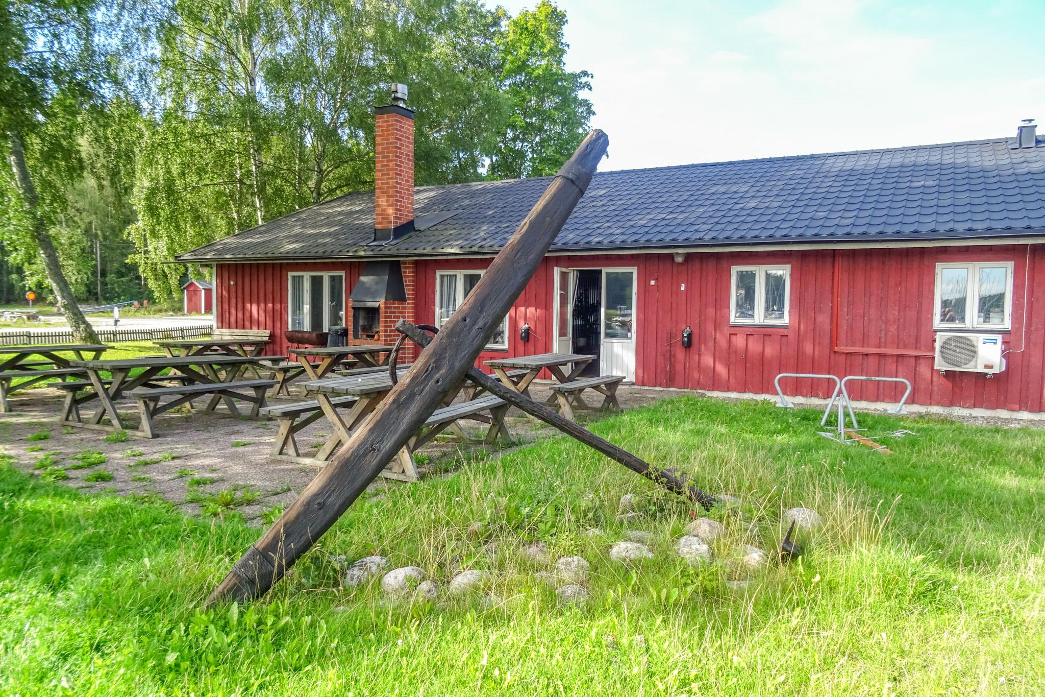 Clubhaus von Bosön
