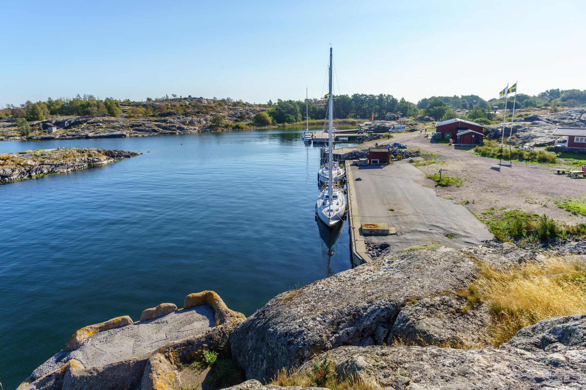 Hafen Landsort