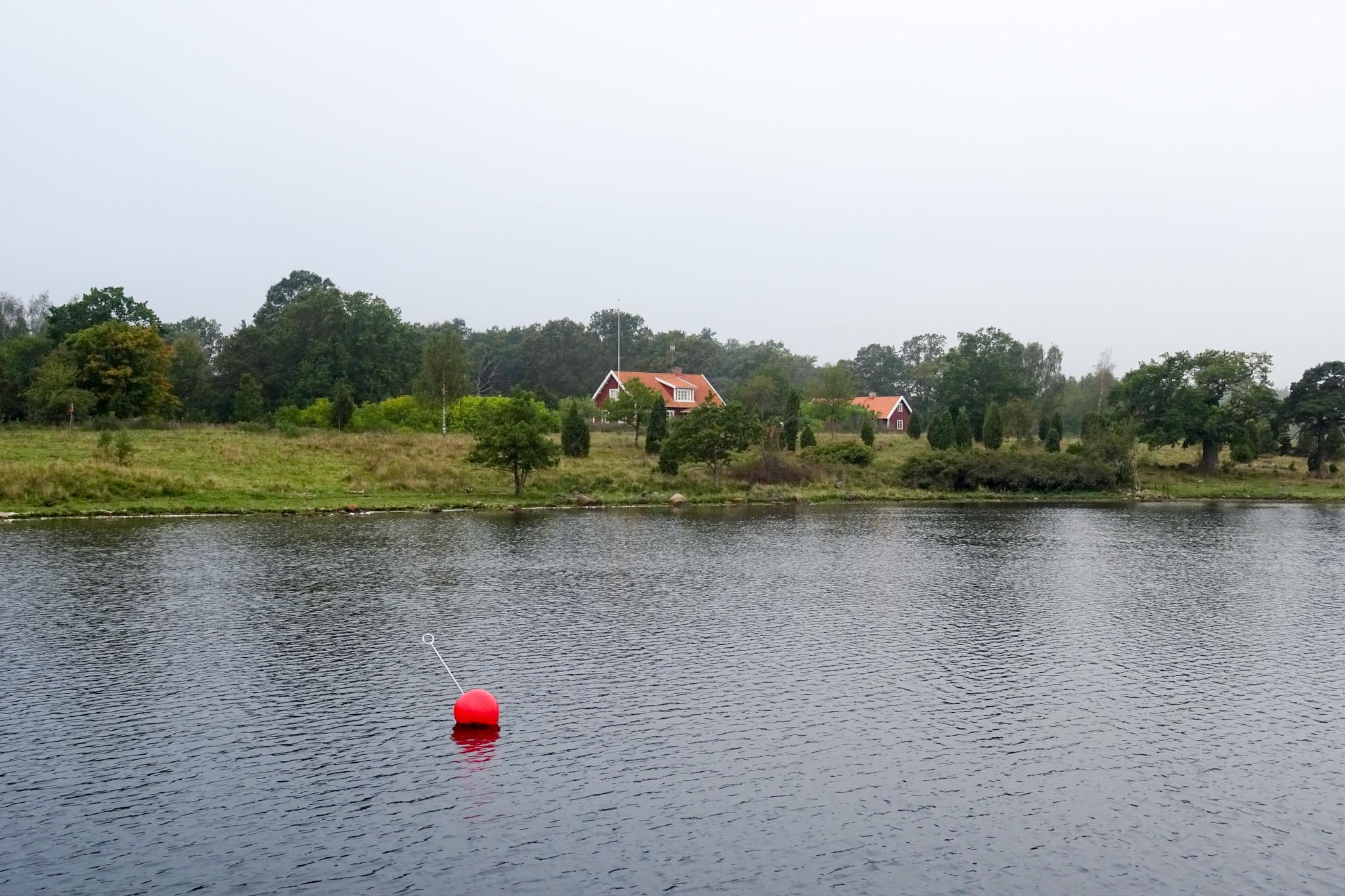 Bucht am Steg