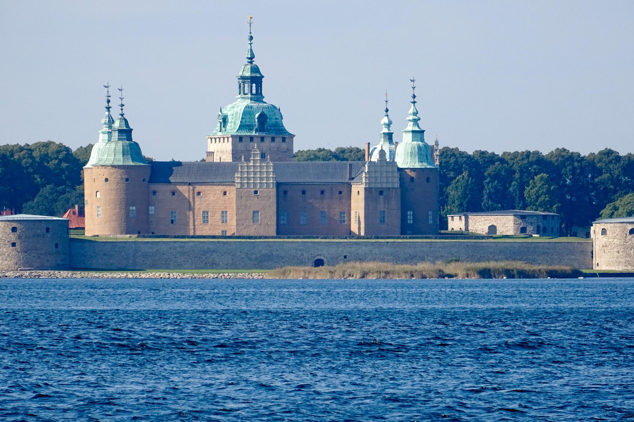 Das Schloss von Kalmar
