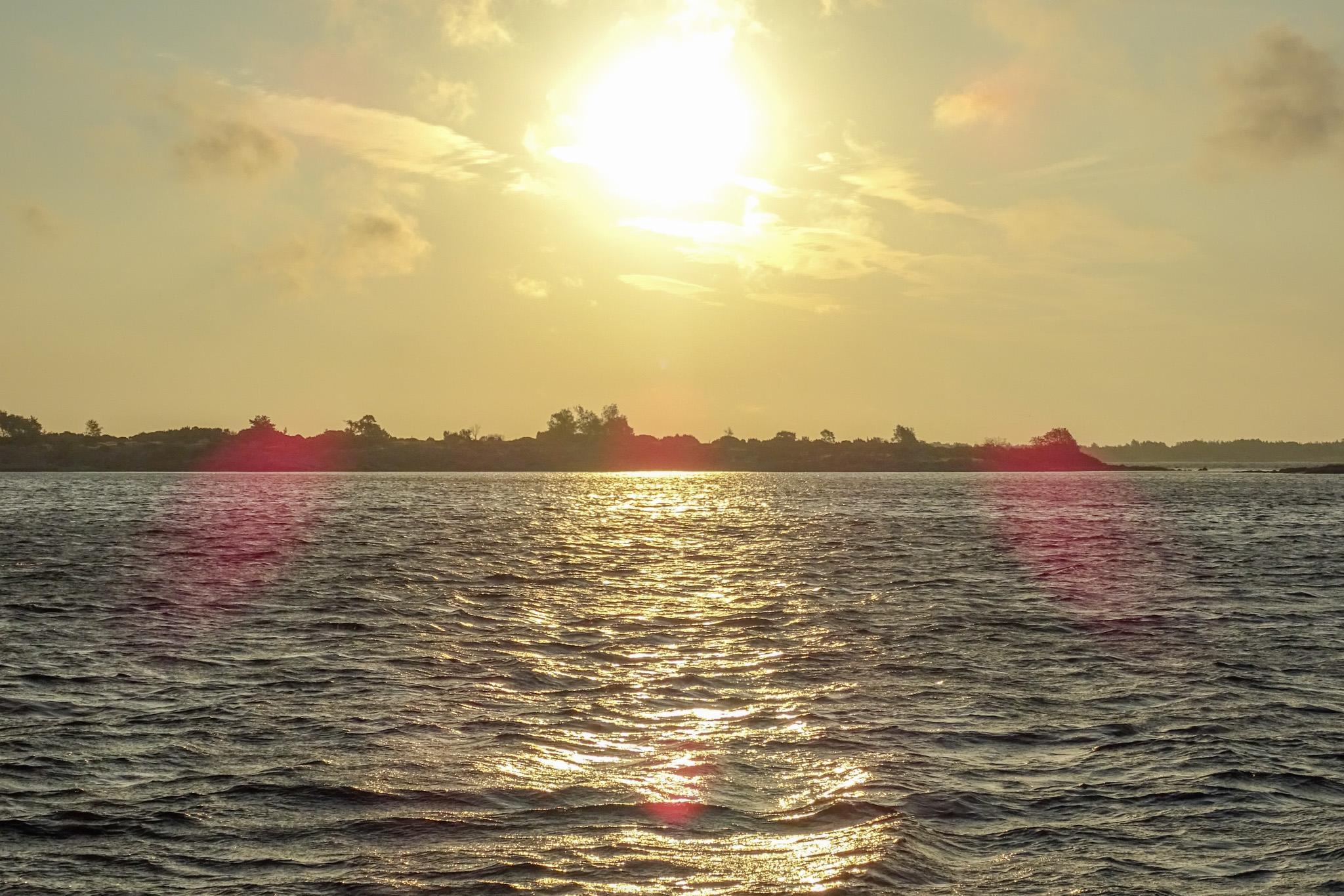 Sonnenaufgang in Flaggskär