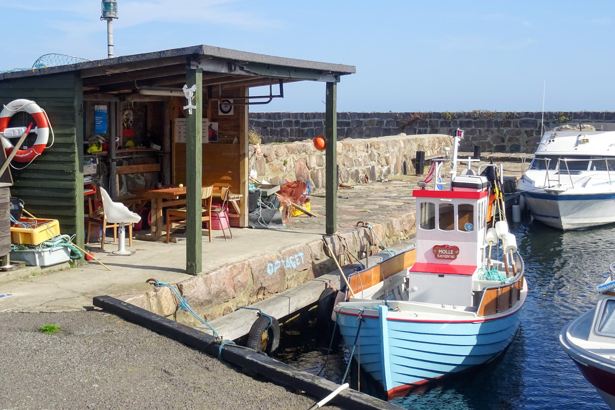 Fischerhafen Sandvig