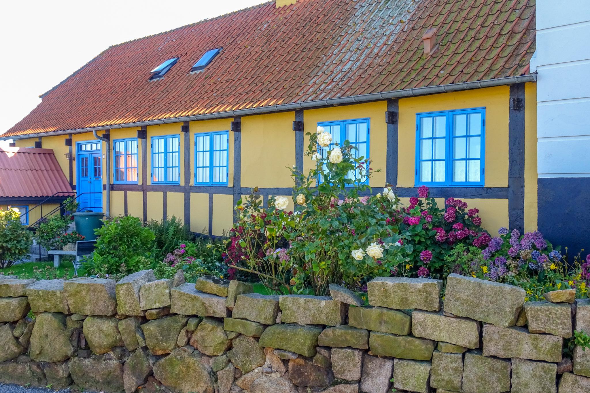 Fachwerkhaus in Allinge