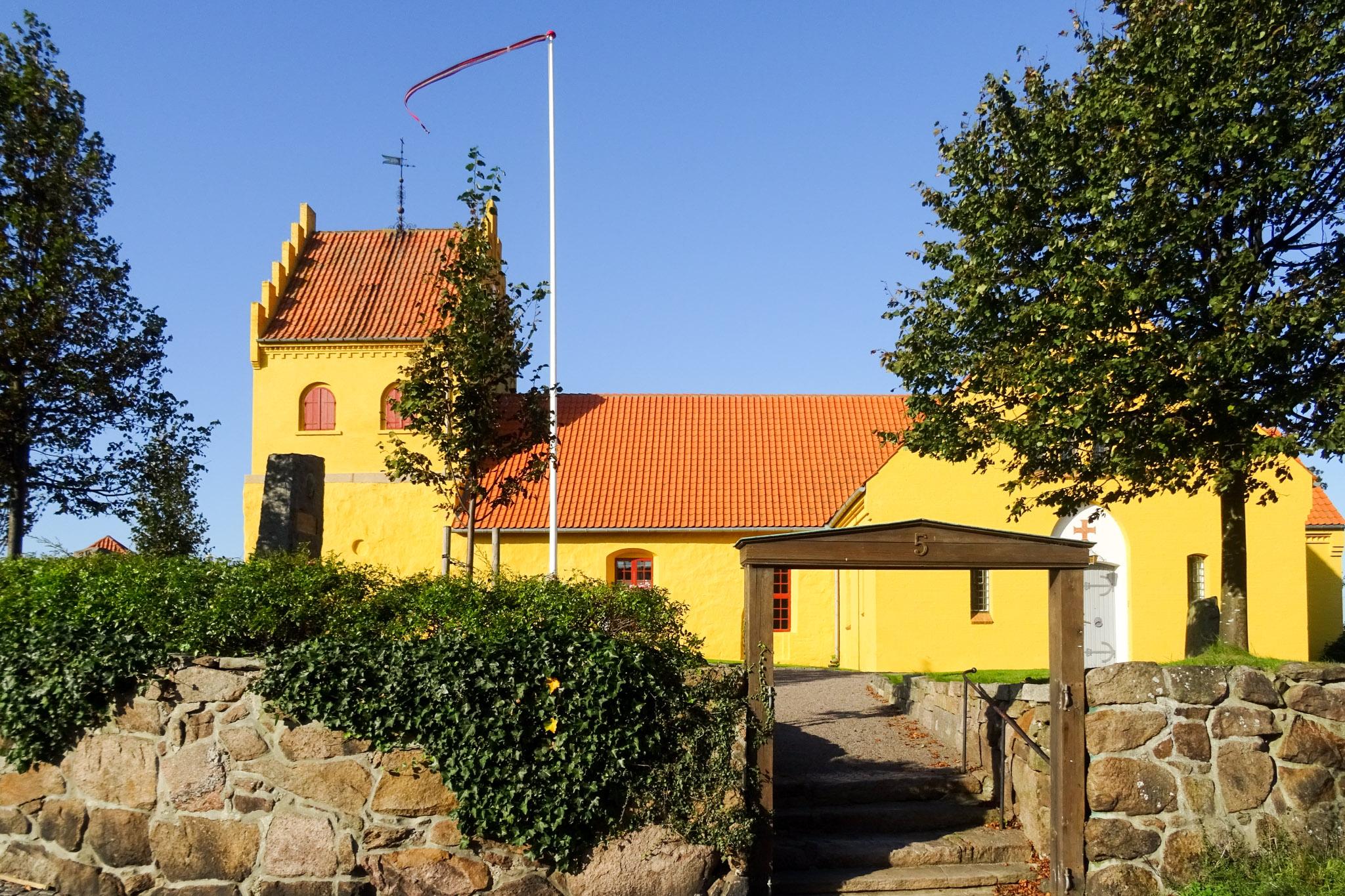 Kirche von Allinge