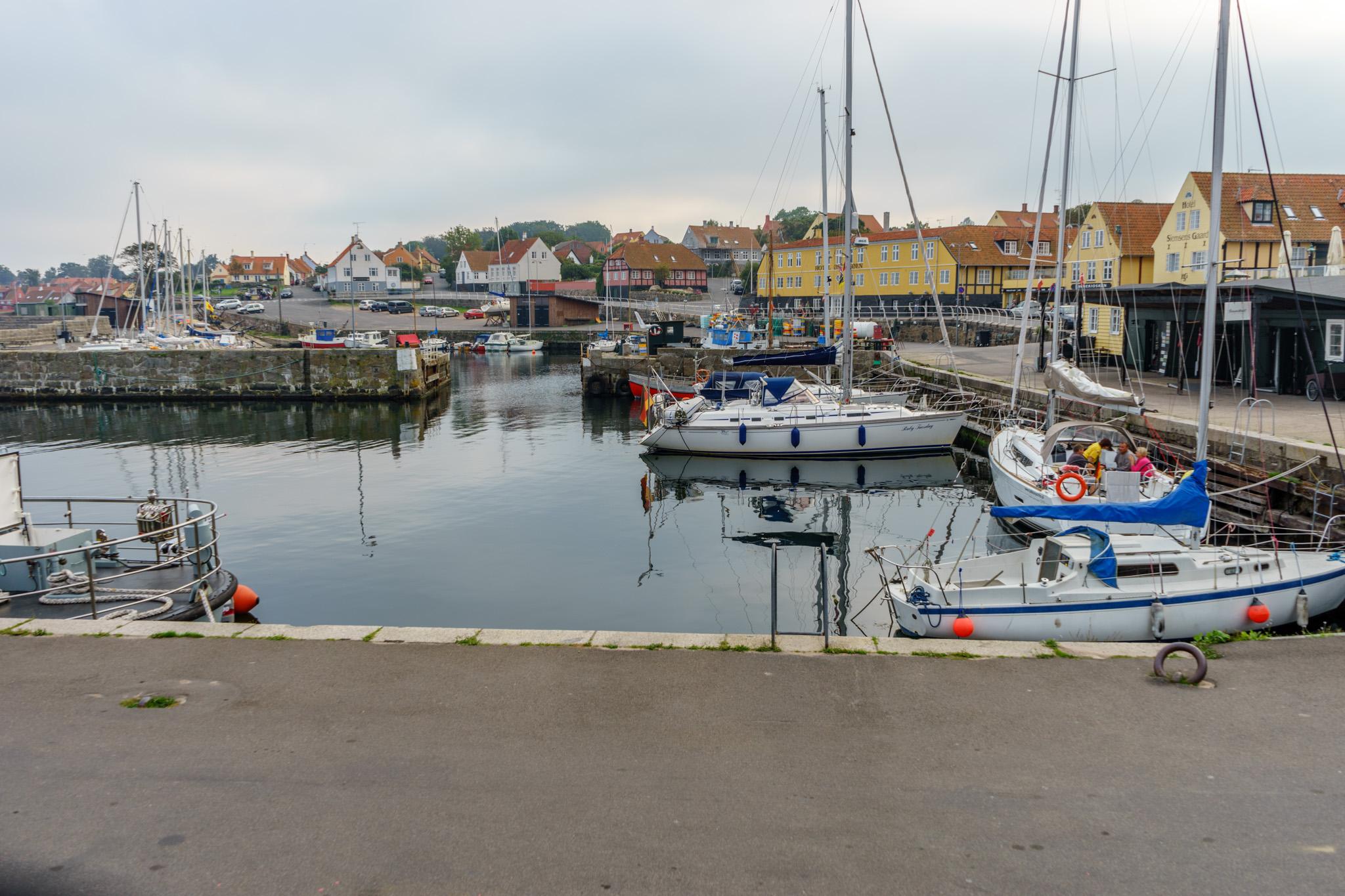 Hafen Svaneke