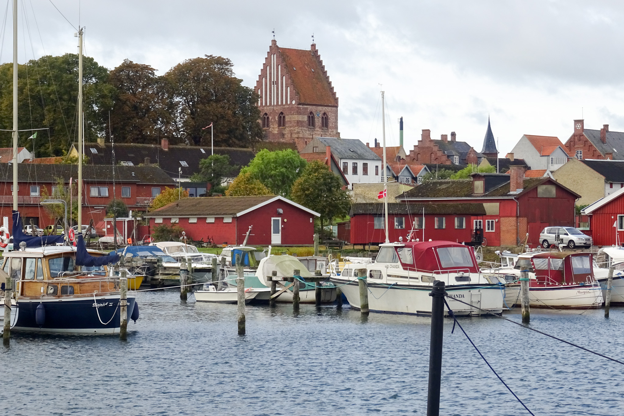 Sportboothafen Stubbeköping