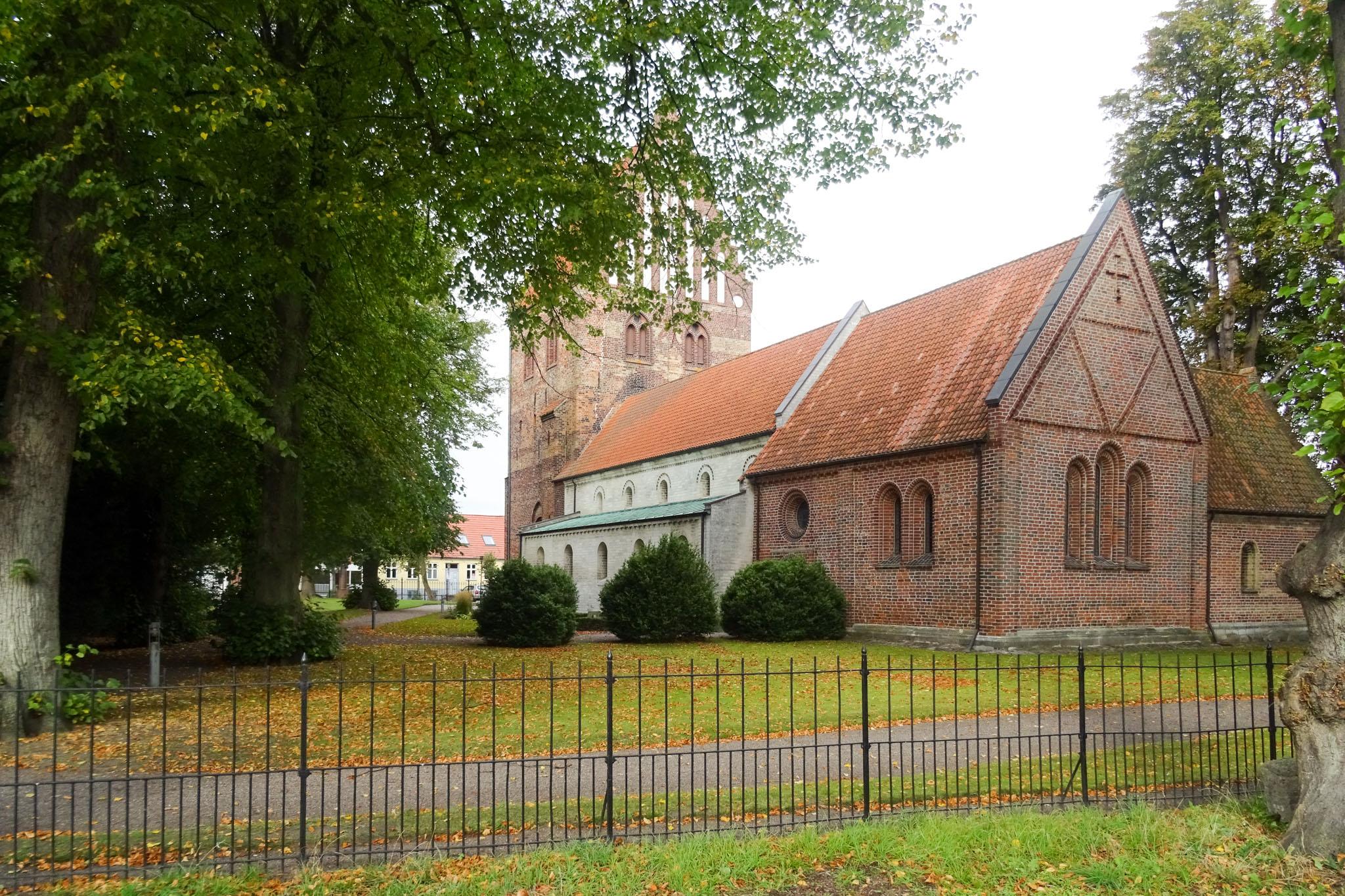 Backsteinkirche von Stubbeköping