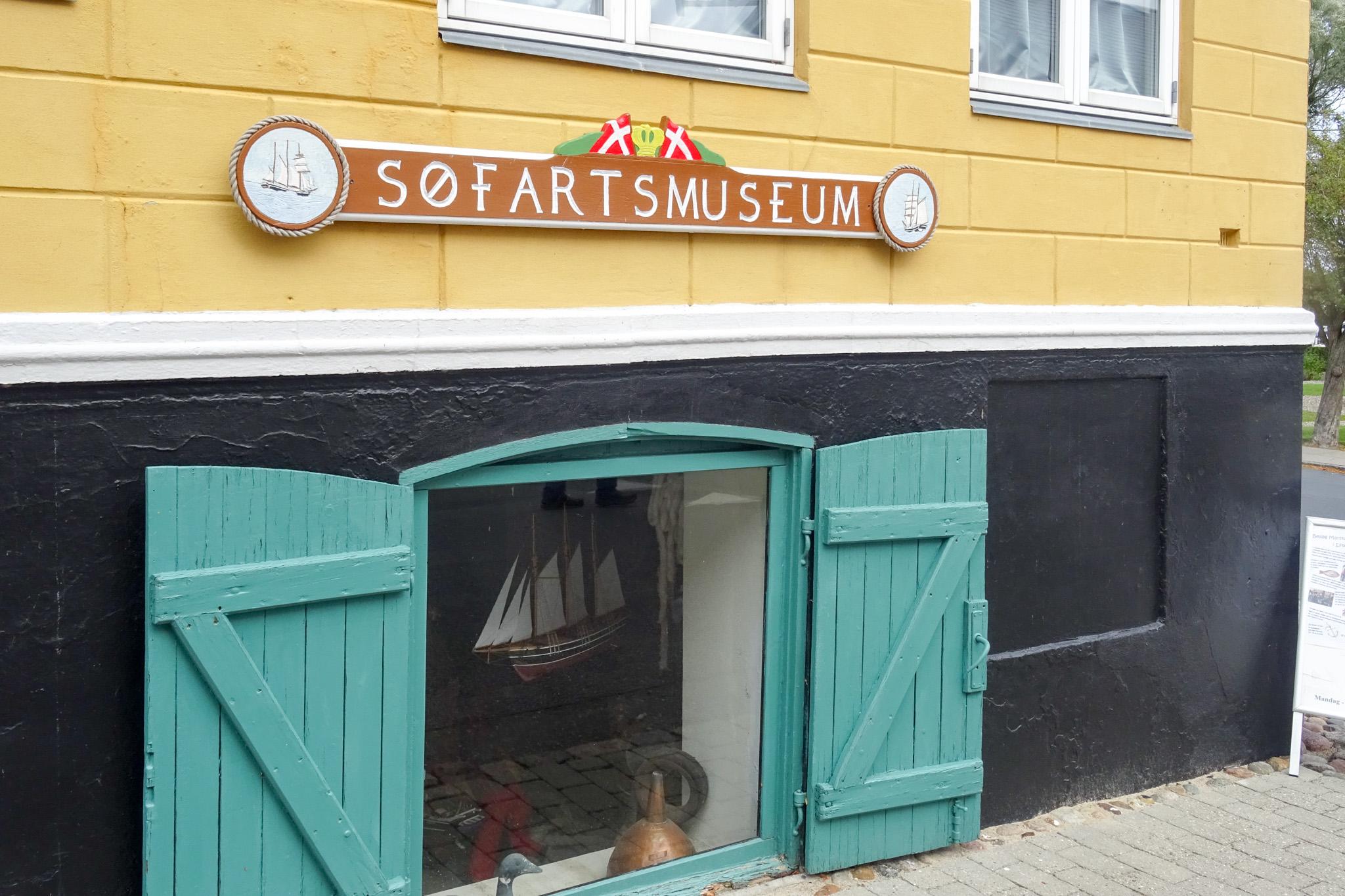 Seefahrtsmuseum von Marstal