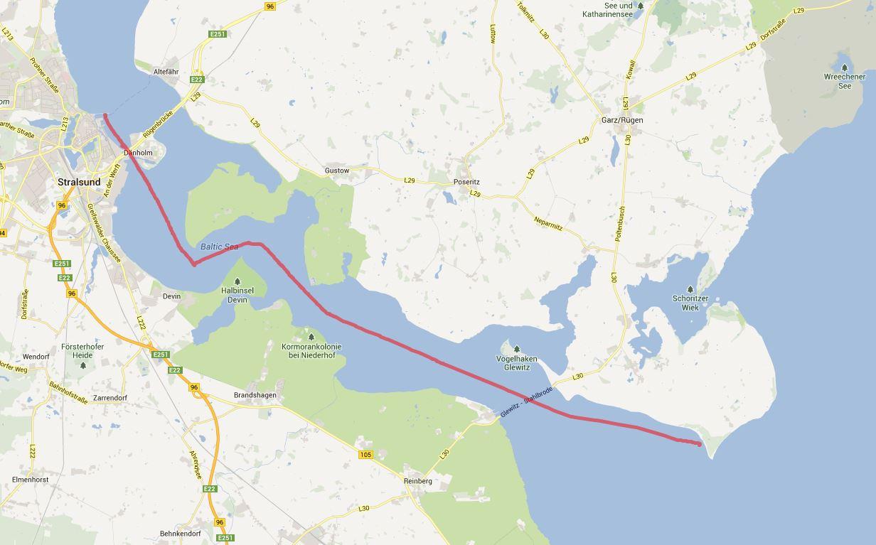 Stralsund - Palmer Ort