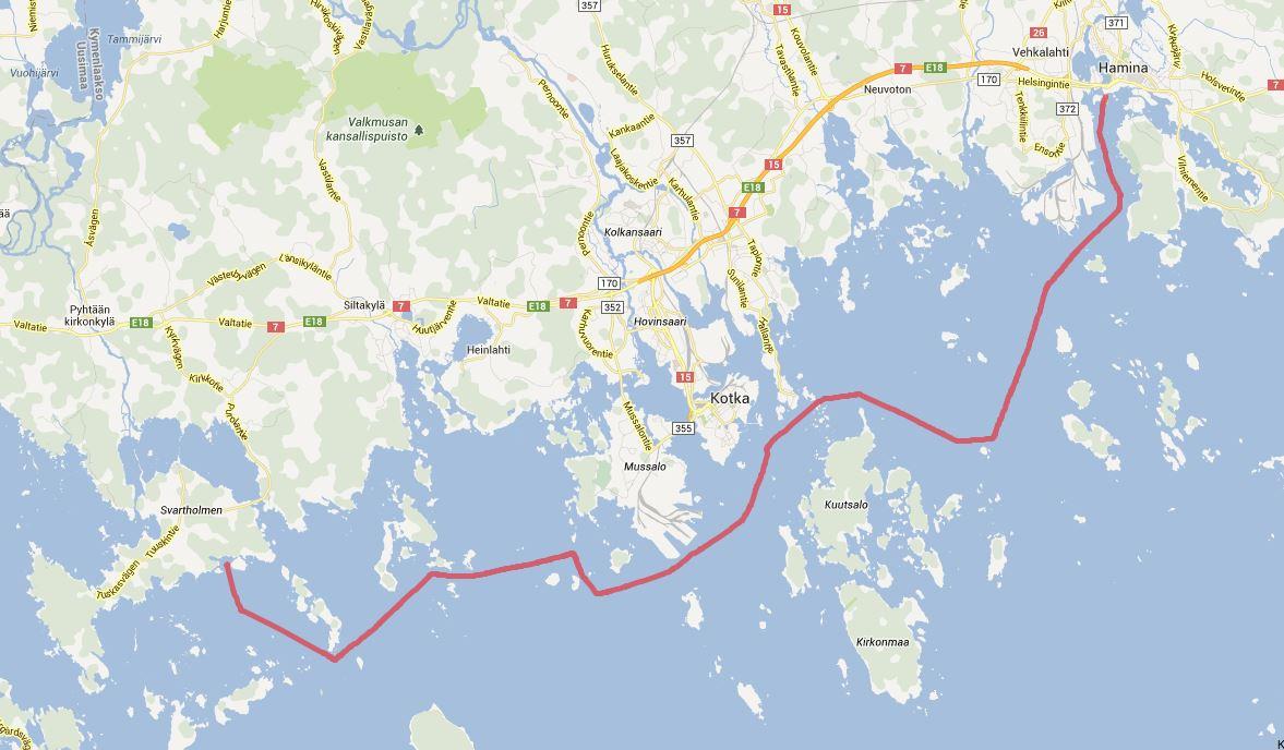 Svartholmen - Hamina