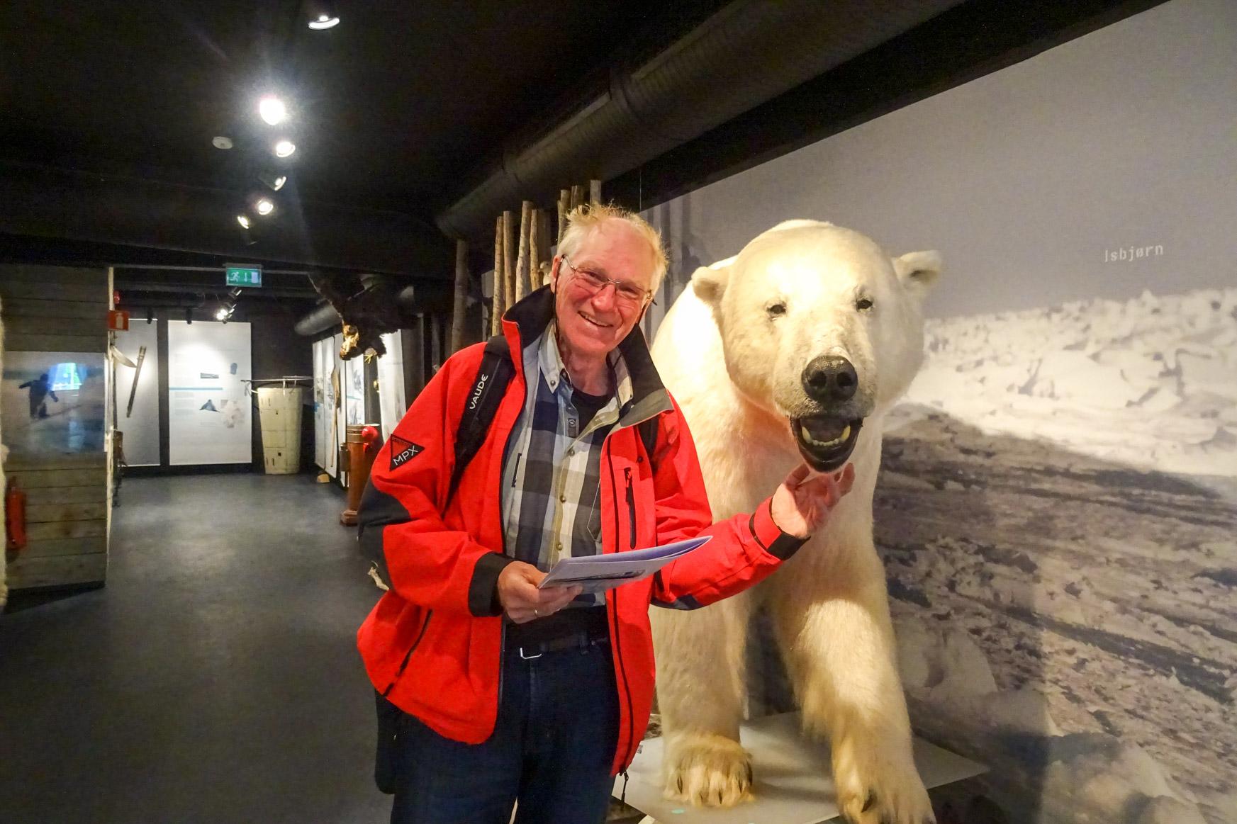 Neues Mitglied im Eisbärenclub