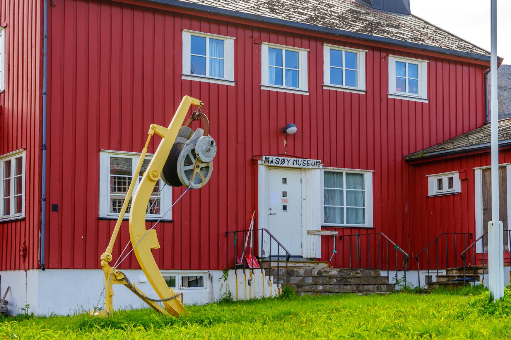Museum in Havoysund