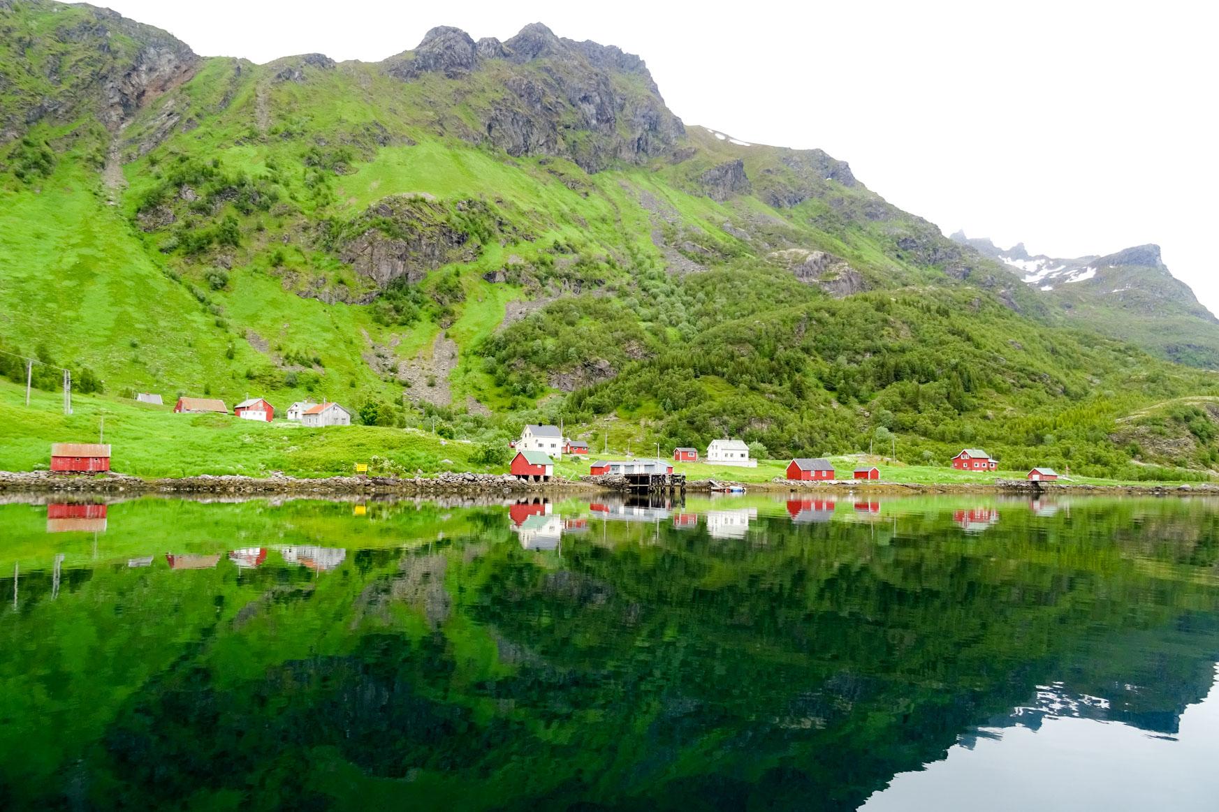 Im Ingelsfjorden