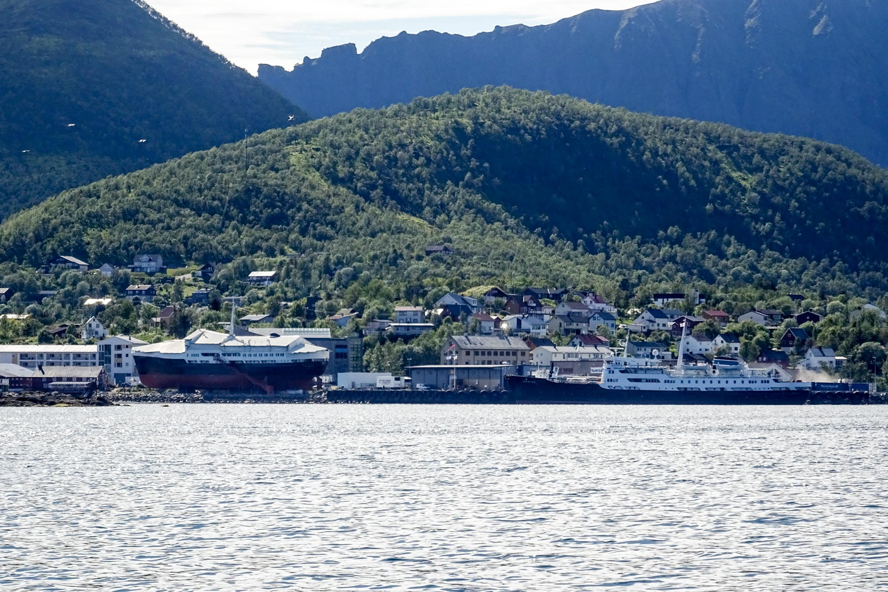 Finnmarken unter Plane und Lofoten