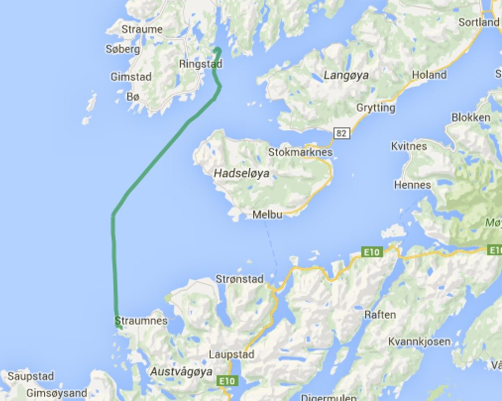Nordvagen - Laukvik