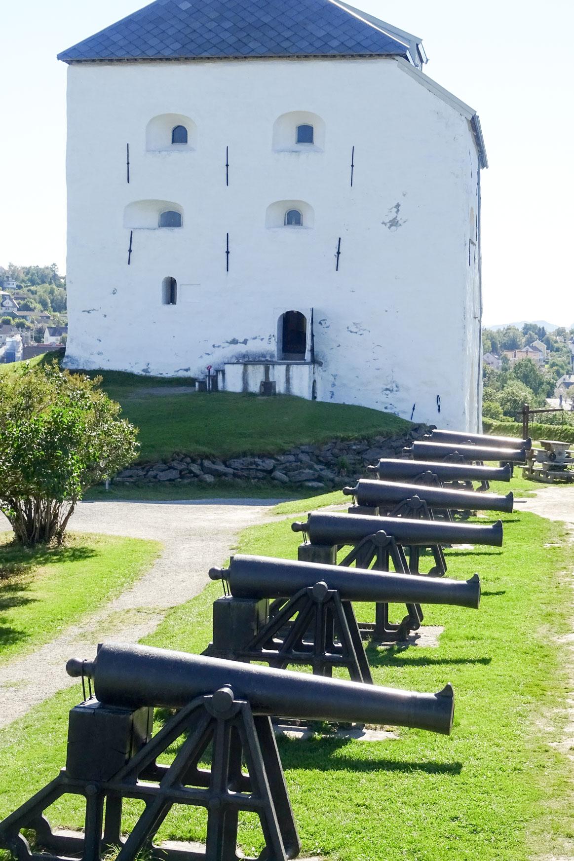 Kristiansten-Festung