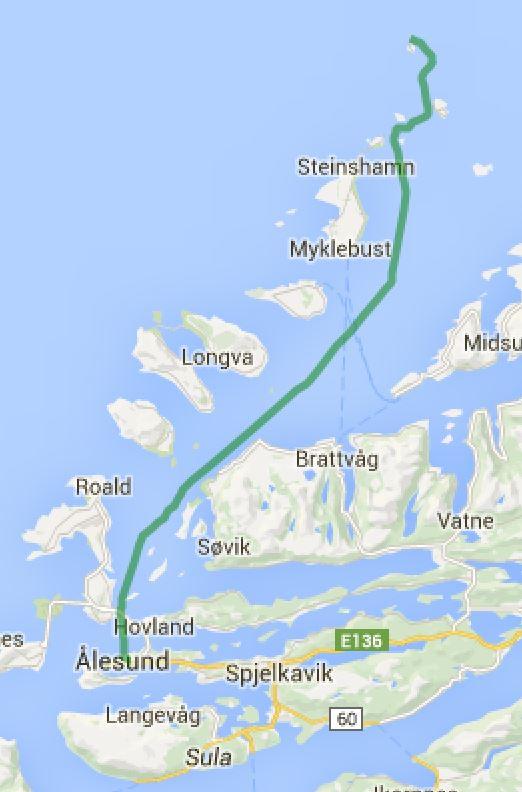 Ona - Ålesund