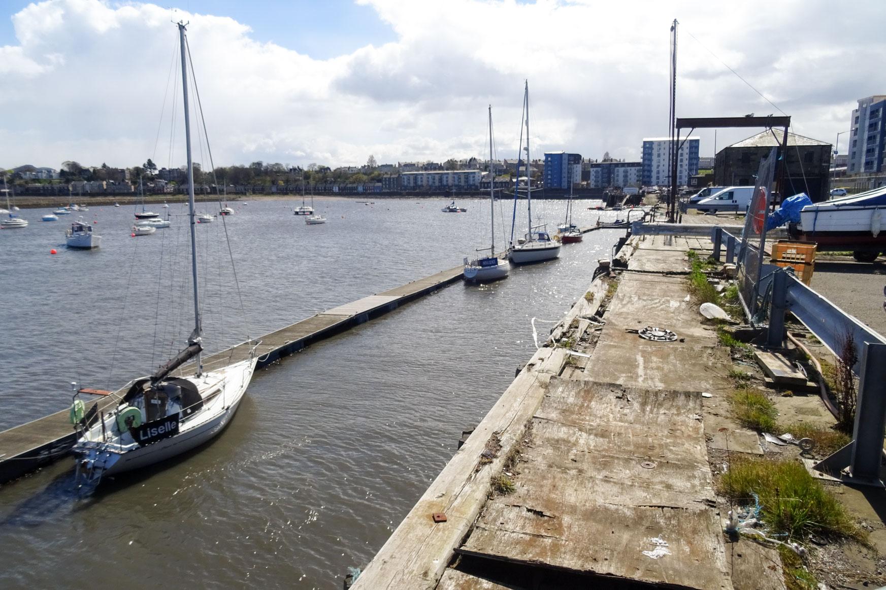 Granton Dock