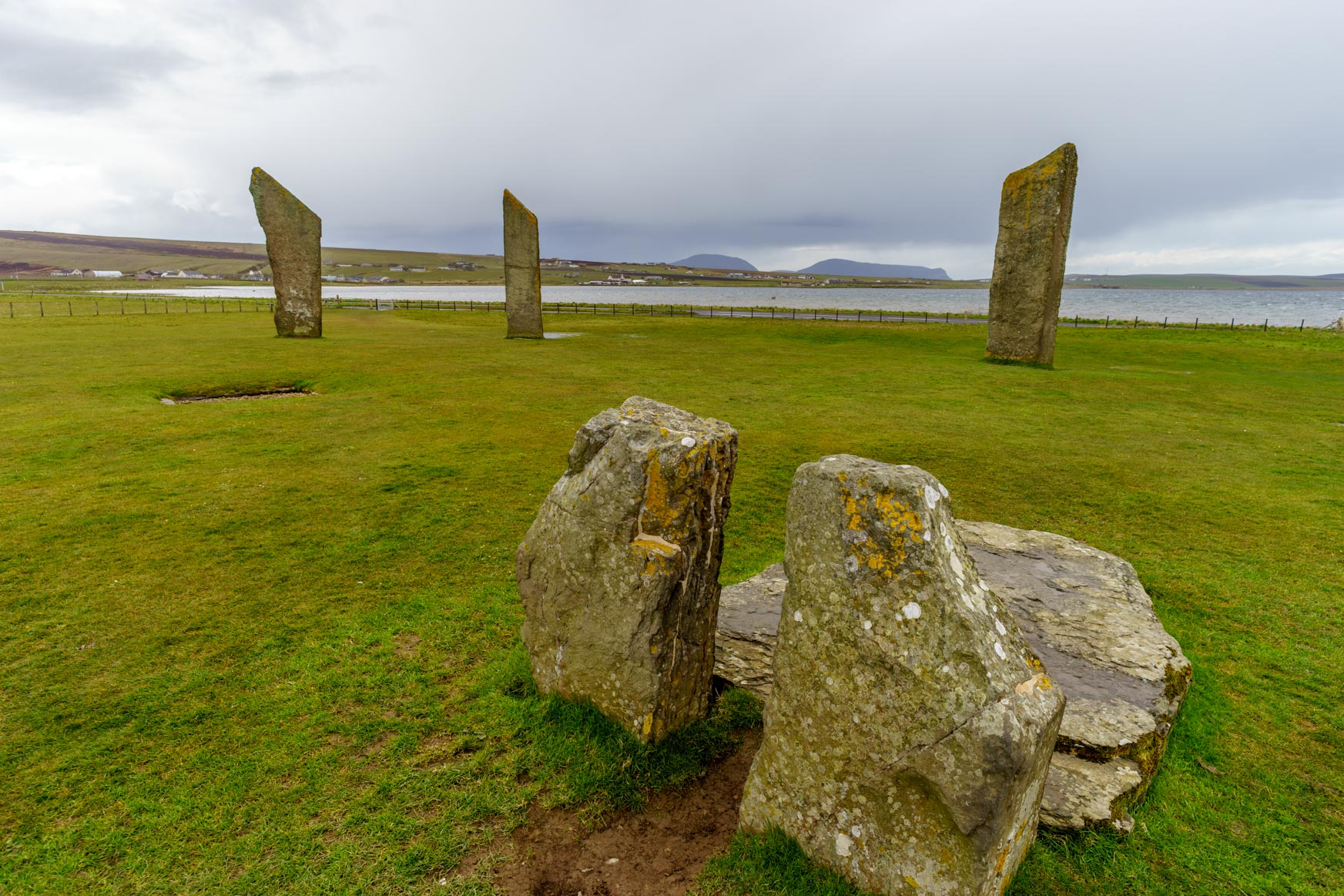 Standing Stones fo Stennes