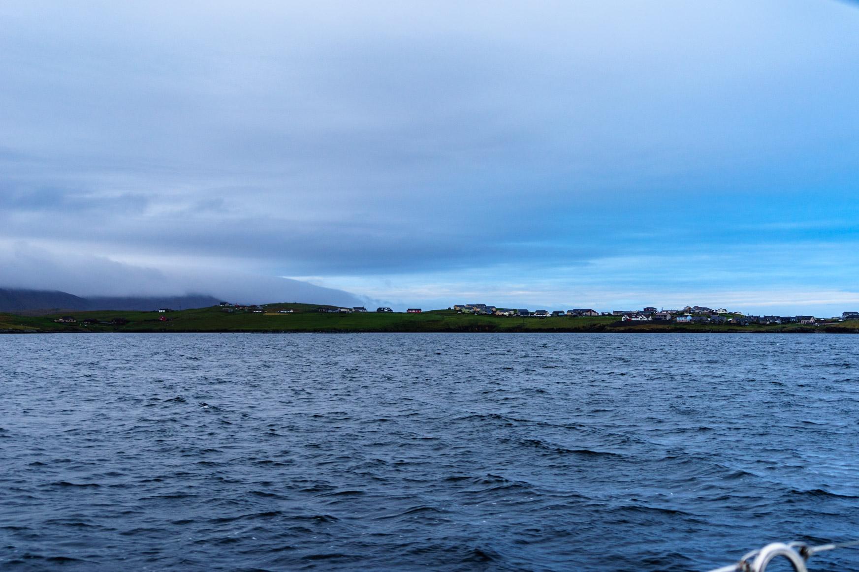 Los geht´s zu den Färöern