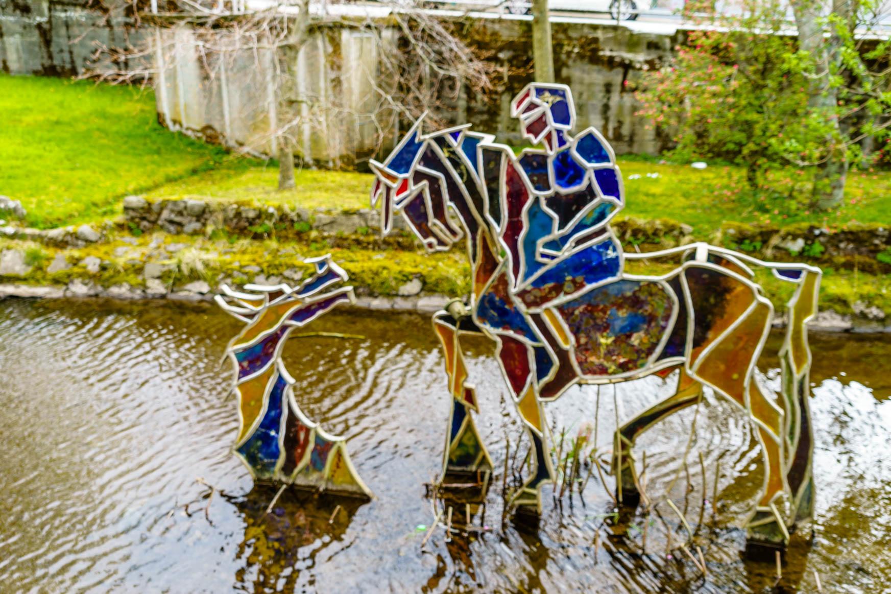 Kunst im Stadtpark