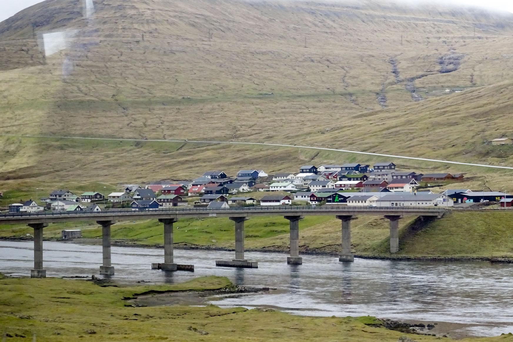 Brücke über den Nordatlantik