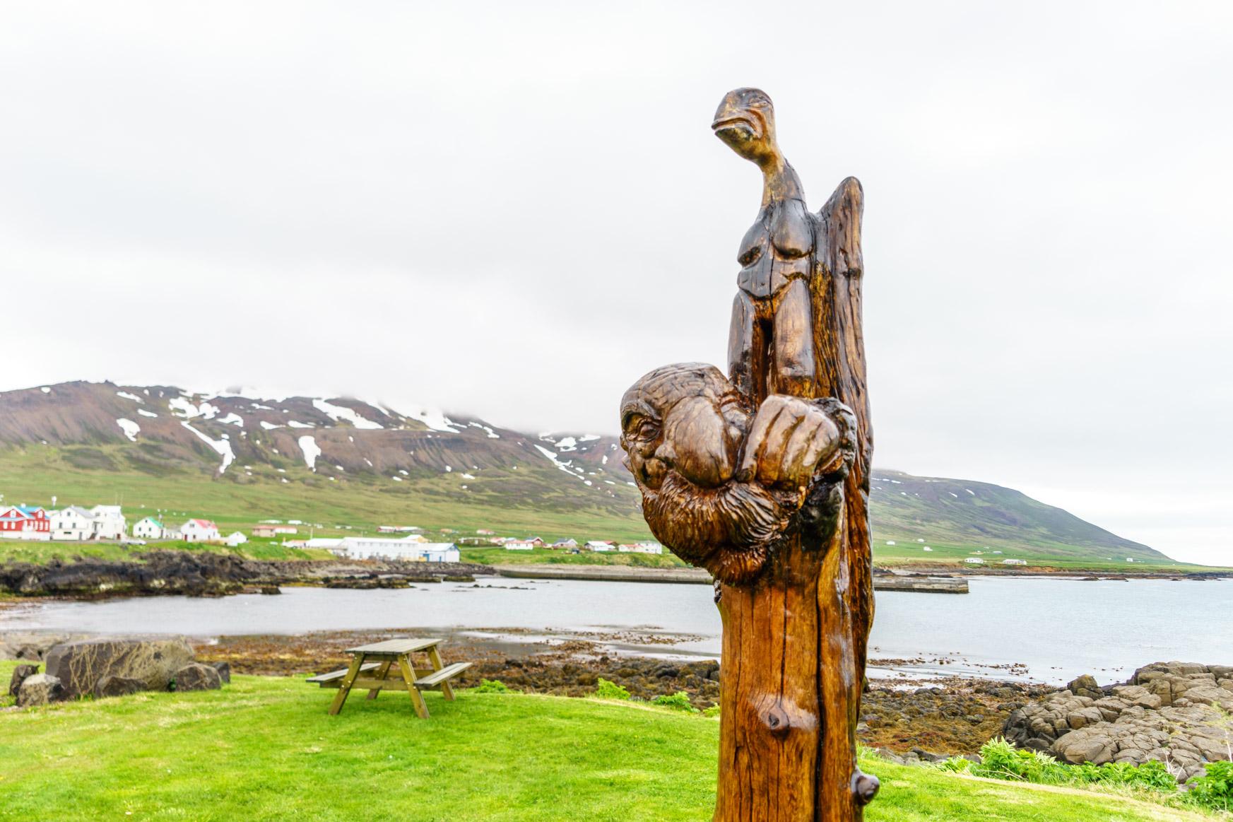 Denkmal für die Elfen