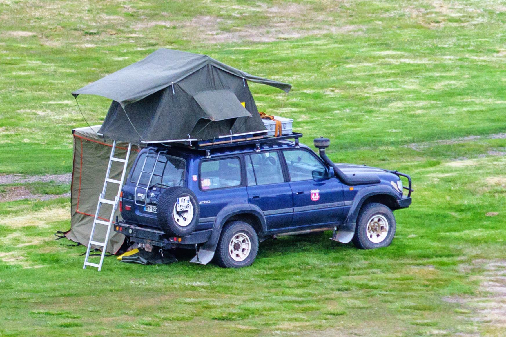 Multifunktions 4x4 Wagen