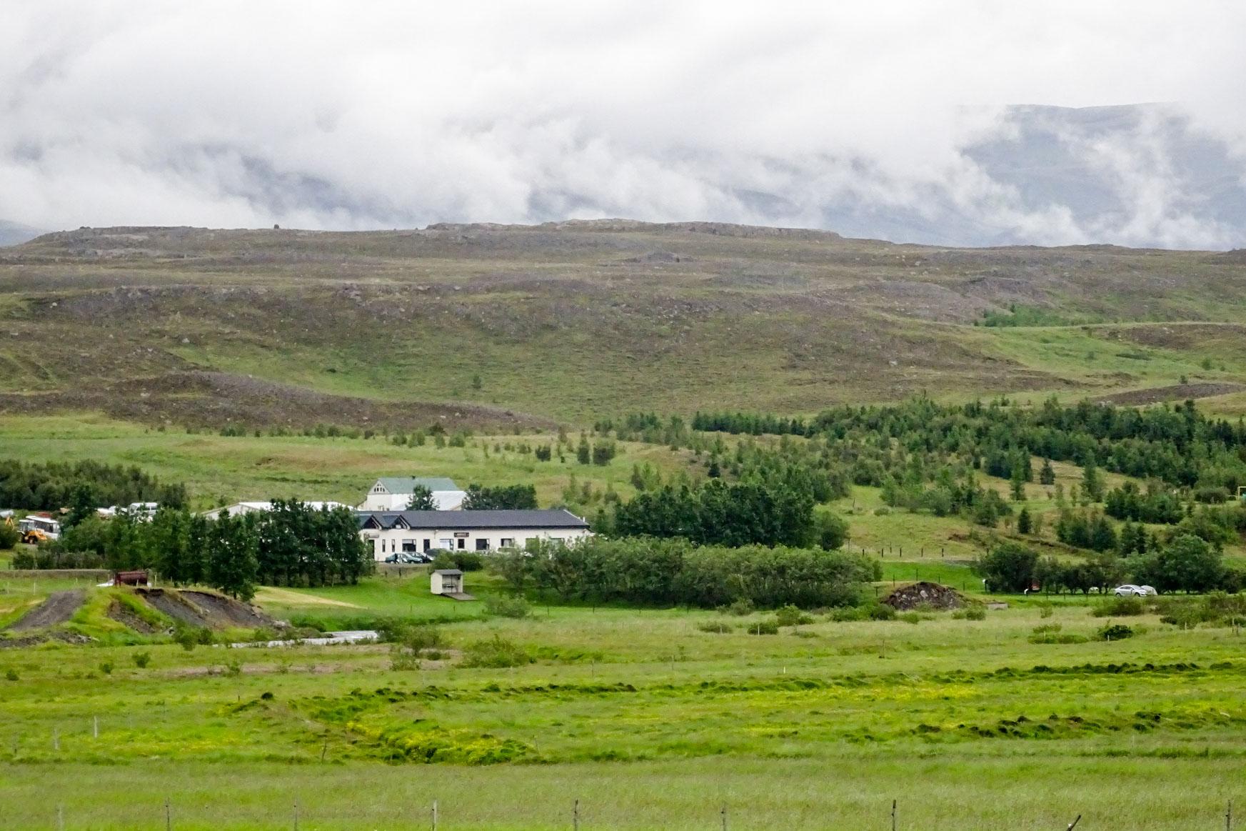 Unser Gästehaus in Vamalid