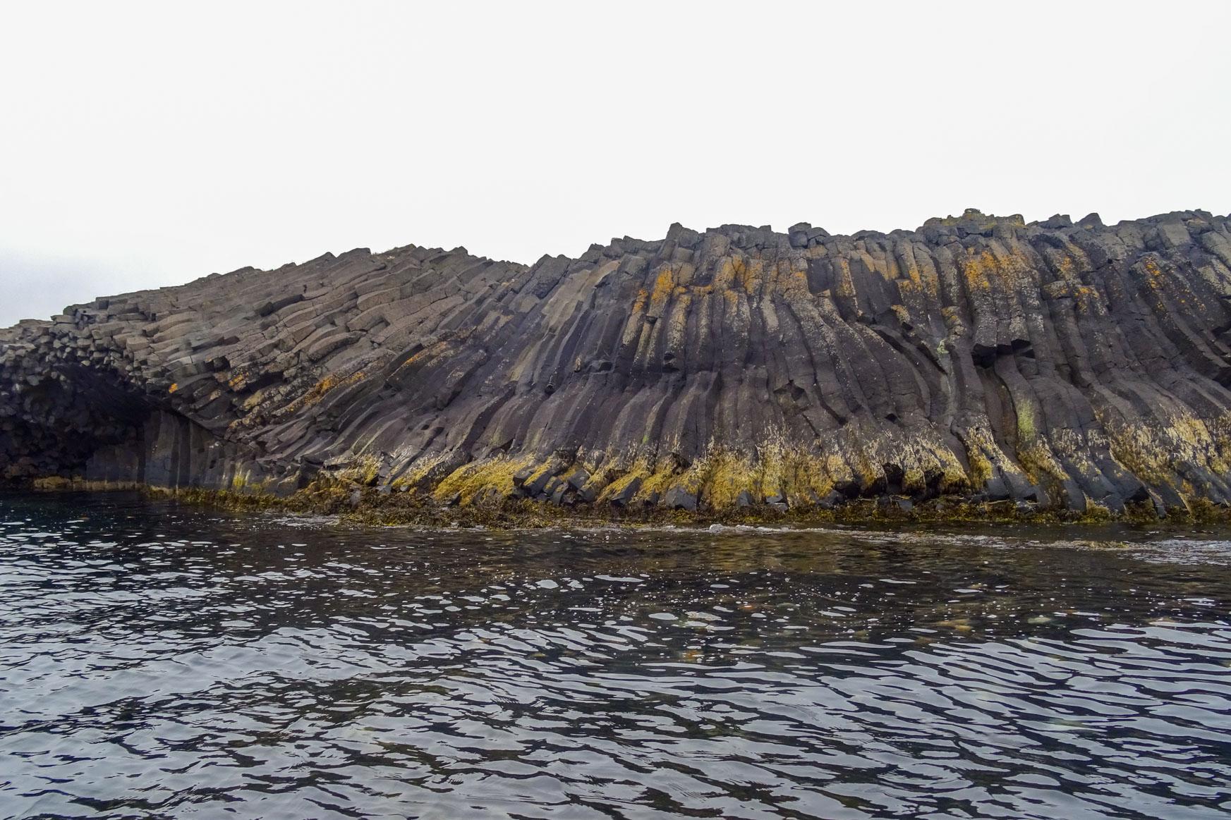 Basaltformationen
