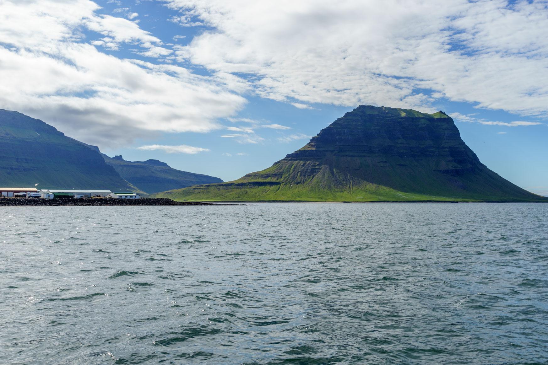 Kirkjufell - Hausberg von Grundarfjörður