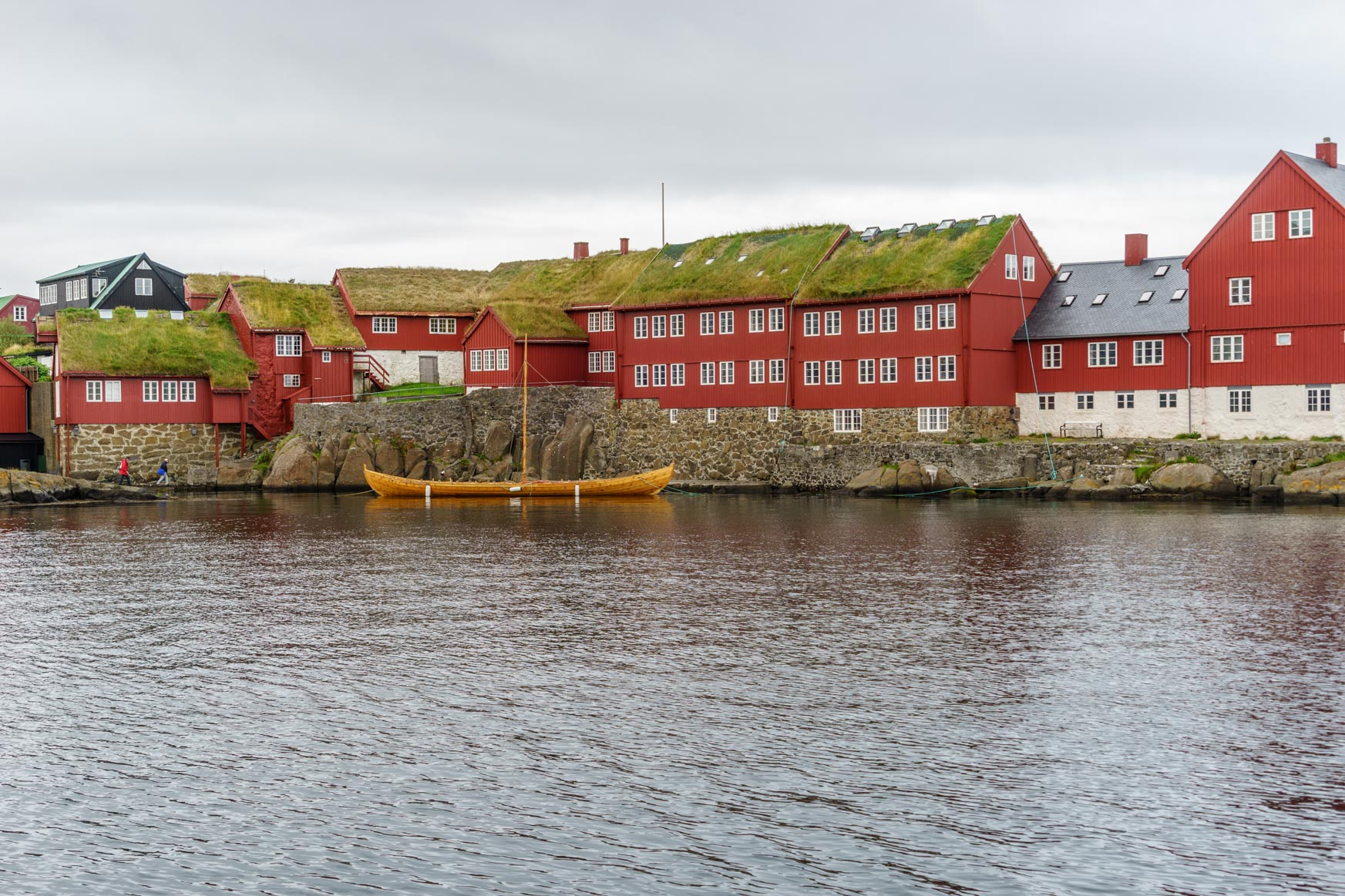 Die alte Thingstätte in Tórshavn
